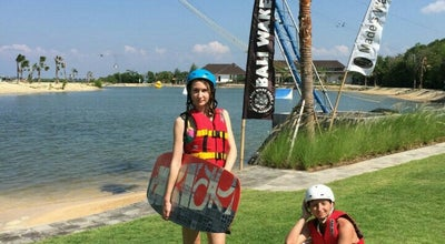 Photo of Water Park Bali Wake Park at Jln Pelabuhan Benoa, Denpasar, Indonesia
