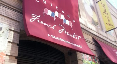 Photo of Market Chicago French Market at 131 N Clinton St, Chicago, IL 60661, United States