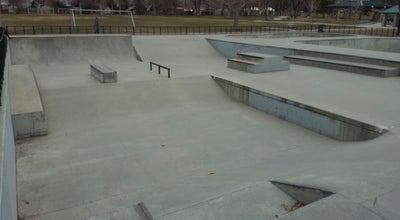 Photo of Skate Park Fairmont Skatepark at 2340 S 900 E, Salt Lake City, UT 84106, United States