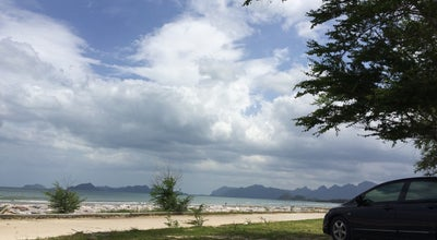 Photo of Beach ชายหาดเขากระโหลกปราณบุรี at Pran Buri, Thailand
