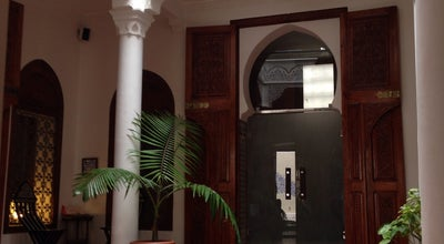 Photo of Spanish Restaurant Blanco Riad at Rue Zanka Zawya, Tétouan 93000, Morocco