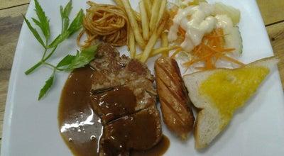 Photo of Steakhouse พลสเต๊ก STEAK PON at ถ. บางกรวย-ไทรน้อย, Bang Kruai 11130, Thailand