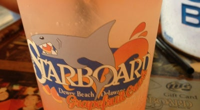 Photo of American Restaurant The Starboard at 2009 Highway One, Dewey Beach, DE 19971, United States