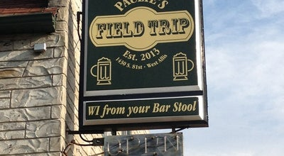 Photo of Bar Paulie's Field Trip at 1430 S 81st St, Milwaukee, WI 53214, United States