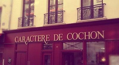 Photo of Gourmet Shop Caractère de Cochon at 42 Rue Charlot, Paris 75003, France
