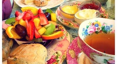 Photo of Tea Room Lisa's Tea Treasures at 377 Santana Row, San Jose, CA 95128, United States