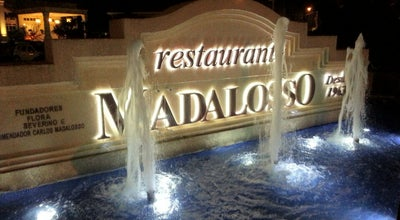 Photo of Italian Restaurant Restaurante Madalosso at Av. Manoel Ribas, 5875, Curitiba 82020-000, Brazil