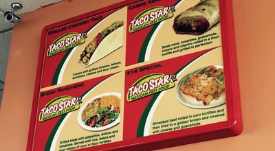 Photo of Mexican Restaurant TacoStar at 5981 Vasquez Blvd, Commerce City, CO 80022, United States