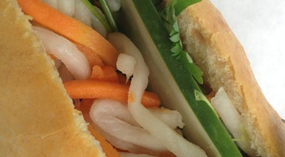 Photo of Sandwich Place Banh Mi DC Sandwich at 3103 Graham Rd #c, Falls Church, VA 22042, United States