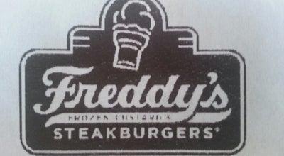 Photo of American Restaurant Freddy's Frozen Custard & Steakburgers at 530 W Shawnee St, Muskogee, OK 74401, United States