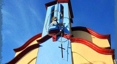 Photo of Church Sto. Rosario Parish Church † at Rosario, Ortigas Avenue, Philippines