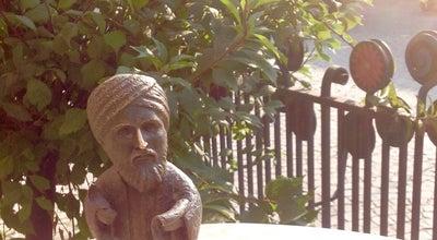 Photo of Outdoor Sculpture Пам'ятник Мухаммаду аль-Ідрісі / Muhammad al-Idrisi statue at Вул. Корятовича 1, Ужгород 88000, Ukraine