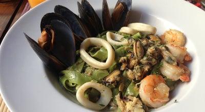 Photo of Italian Restaurant Trattoria Don Vito at Str. Mendeleev, Nr. 1, Bucureşti, Romania