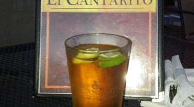 Photo of Mexican Restaurant El Cantarito at 6291 Central Ave, Portage, IN 46368, United States