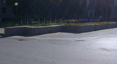 Photo of Monument / Landmark Памятник Евгению Никонову at Площадь Никонова, Тольятти, Russia