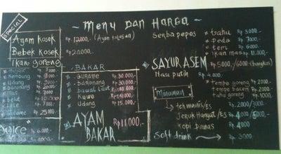 Photo of Diner Waroeng Ayam Kosek at Jl. H. Mencong, Ciledug, Tangerang, Indonesia