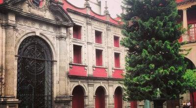 Photo of History Museum Museo Nacional de las Culturas at Moneda 13, Cuauhtémoc 06060, Mexico