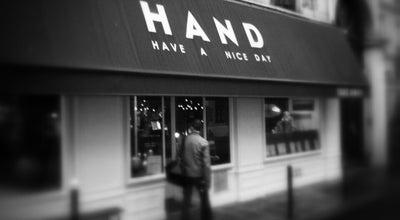 Photo of Burger Joint H.A.N.D (Have A Nice Day) at 39 Rue De Richelieu, Paris 75001, France