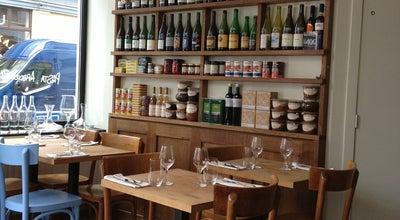 Photo of Italian Restaurant Unico at Lang-levenstraat 48 Rue Longue Vie, Elsene / Ixelles 1050, Belgium