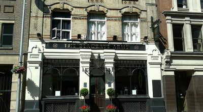 Photo of Pub Blagrave Arms at 35 Blagrave St, Reading RG1 1PW, United Kingdom