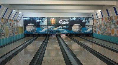 Photo of Bowling Alley Боулинг Ключ at Ленинградская Ул., 85, Вологда, Russia