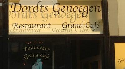 Photo of Cafe Dordts Genoegen at Voorstraat 256, Dordrecht 3311 ET, Netherlands