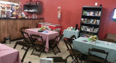 Photo of Coffee Shop BooKafé at R. José Do Carmo Barcelos, 152, Ribeirao das Neves, Brazil