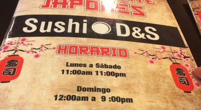 Photo of Sushi Restaurant Sushi D&S at Costa Rica