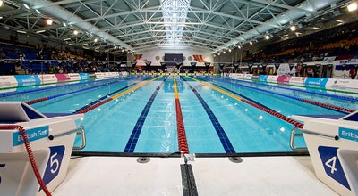 Photo of Pool Tollcross International Swimming Center at 350 Wellshot Rd, Glasgow G32 7QP, United Kingdom