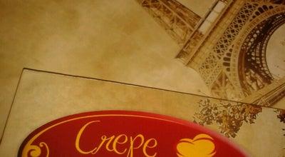 Photo of Creperie Crepe Delícia at R. Mem De Sá, 19, Lj. 108, Niterói 24220-261, Brazil
