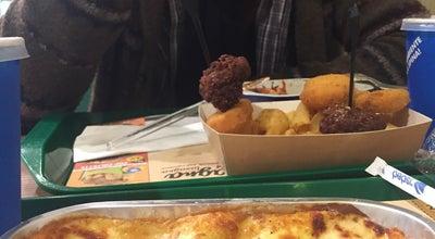Photo of Fast Food Restaurant LasaGnaM at Via Nazionale 184, Roma 00184, Italy