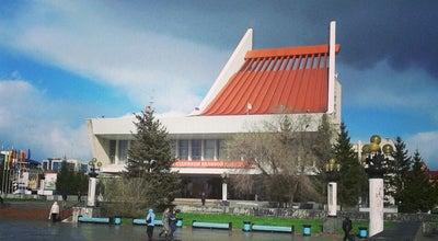 Photo of Theater Музыкальный Театр at Ул. 10 Лет Октября, 2, Омск, Russia