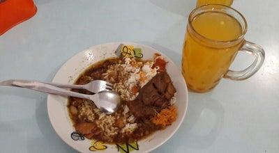 Photo of Diner Nasi Pecel Pincuk Bu Djiah at Jl. Wachid Hasyim Jombang, Indonesia