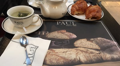 Photo of Bakery Paul at 78 Avenue Gabriel Péri, Saint-Ouen 93400, France