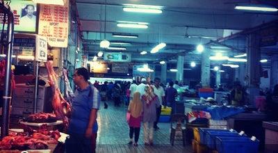 Photo of Fish Market Market Besaq Alor Staq at Alor Setar, Kedah, Malaysia