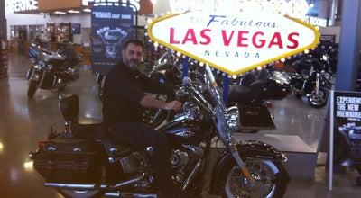 Photo of Motorcycle Shop Las Vegas Harley Davidson at 5191 Las Vegas Blvd S, Las Vegas, NV 89119, United States