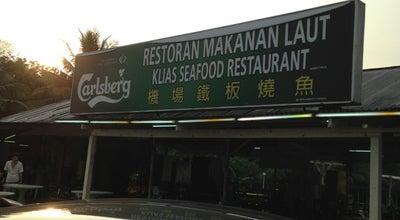 Photo of Chinese Restaurant 机场铁板烧鱼 Restoran Seafood KLIAS at Malaysia