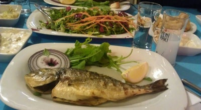 Photo of Seafood Restaurant Beşiktaş Barbaros Balıkçısı at Cihannümma Mah. Salih Efendi Sok., İstanbul 34330, Turkey
