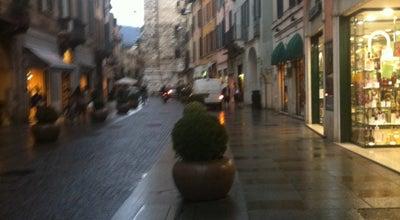 Photo of Historic Site Via delle grazie at Italy