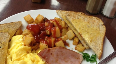 Photo of Breakfast Spot Jules Cafe at 5205 Rumble Street, Burnaby, BC V5J 2B7, Canada
