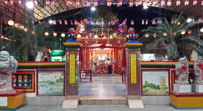 Photo of Temple Fu Shan Si Temple at Kaba Aye Pagoda Rd., Yangon, Myanmar