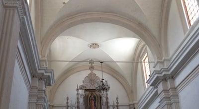 Photo of Church Iglesia Guadalupe at Centro De Guadalupe, Guadalupe, Mexico