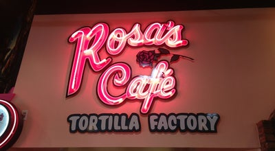 Photo of Mexican Restaurant Rosa's Cafe & Tortilla Factory at 2711 State Highway 121, Euless, TX 76039, United States