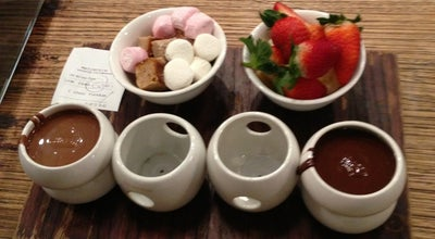 Photo of Dessert Shop Max Brenner Chocolate Bar at Shop Mg 24, 273 George St, Sydney, NS 2000, Australia