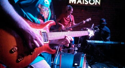 Photo of Jazz Club Maison at 508 Frenchmen St, New Orleans, LA 70116, United States