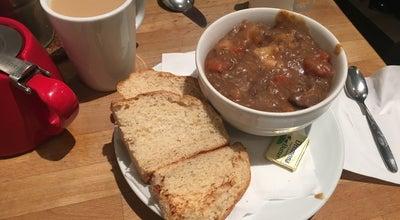 Photo of Cafe Grapevine at 5 Pottingers Entry, Belfast BT1 4DT, United Kingdom