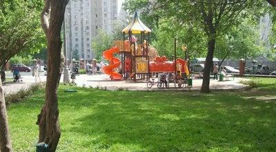 Photo of Playground Детская Площадка У Красной Школы at город Москва, Russia