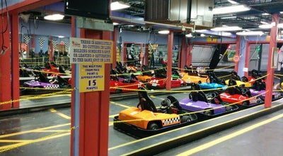 Photo of Arcade The Funplex at 182 Route 10 West, East Hanover, NJ 07936, United States