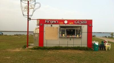 Photo of Cafe فنجان كافيه  Finjan Cafe at Fujairah Corniche, Fujairah, United Arab Emirates