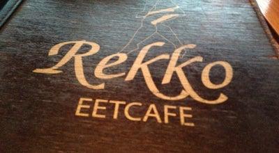 Photo of Cafe Eetcafé Rekko at Vrijthof 10, Maastricht 6211 LC, Netherlands